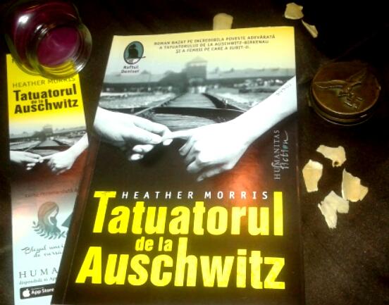 Dragoste in vreme de razboi – Recenzie Tatuatorul de la Auschwitz de Heather Morris
