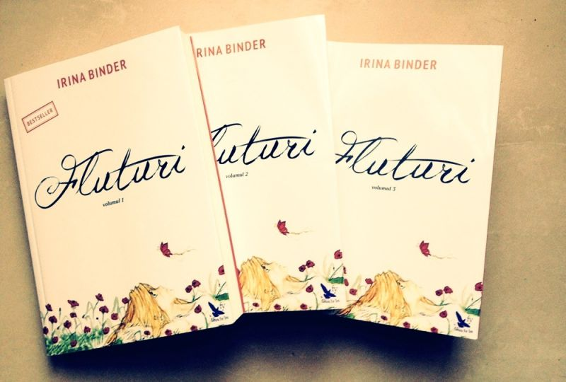 "Recenzie: ""Fluturi"" de Irina Binder"
