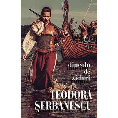 """Recenzie """"Dincolo de ziduri"""" de Teodora Şerbanescu"""