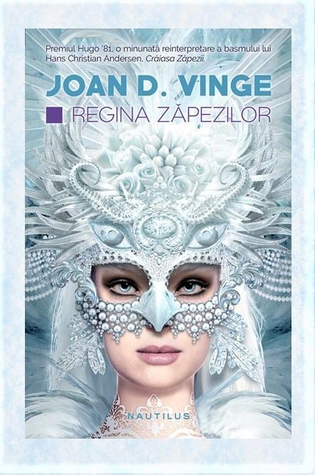 """Recenzie """"Inapoi in viitor – Regina zapezilor"""" de Joan D. Vinge"""