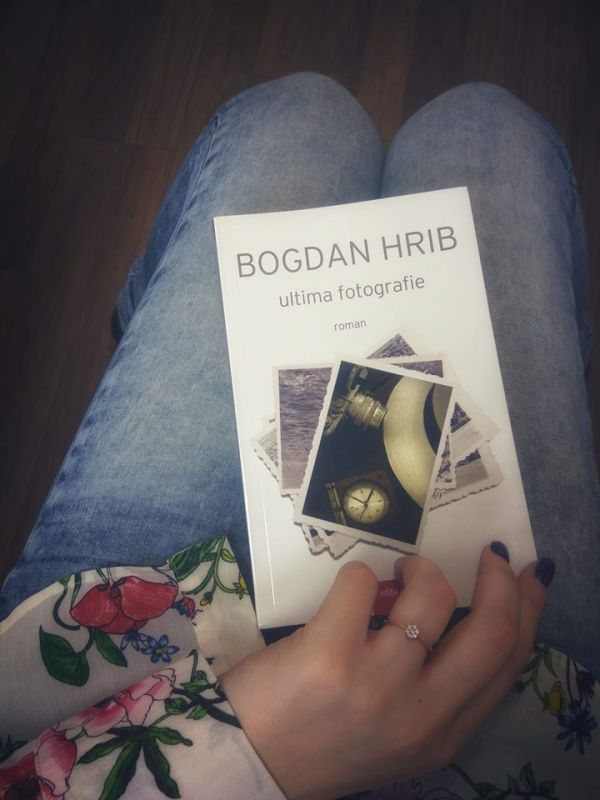 "Recenzie ""Ultima fotografie"" de Bogdan Hrib"