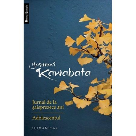 """Recenzie """"Jurnal"""" de Yasunari Kawabata"""