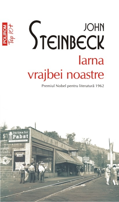 "Recenzie ""Iarna vrajbei noastre"" de John Steinbeck"
