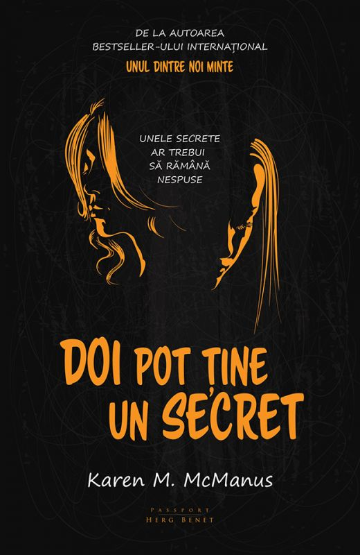 "Recenzie ""Doi pot ține un secret"" de Karen M. McManus"