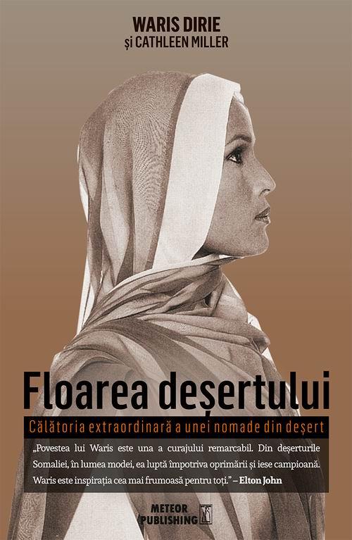 """Recenzie """"Floarea deşertului"""" de Waris Dirie"""