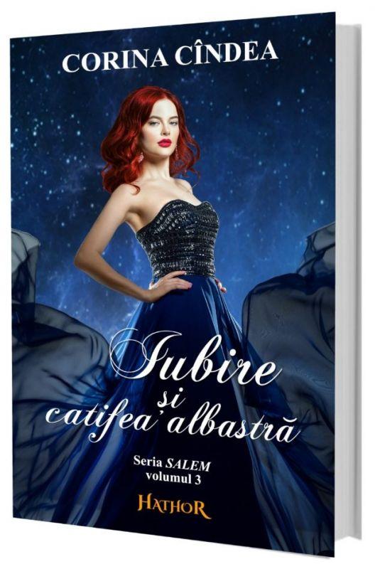 """Recenzie """"Iubire și catifea albastră"""" de Corina Cîndea"""
