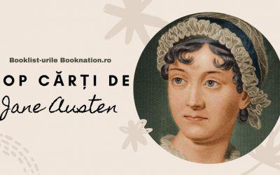 Jane Austen: 9 Cărți care te vor readuce în vremuri de demult