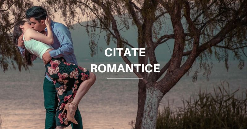 citate romantice