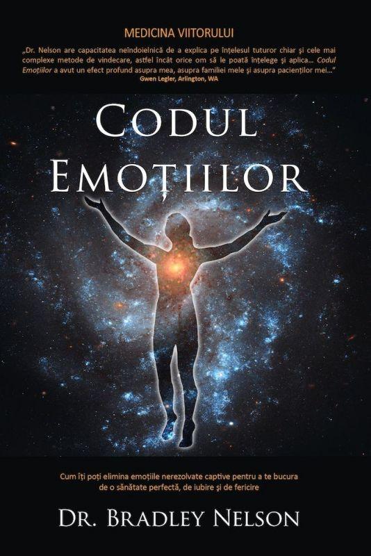 """Recenzie """"Codul emoțiilor"""" de Dr. Bradley Nelson"""