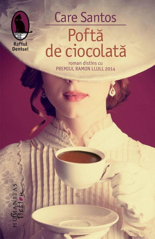 """Recenzie """"Poftă de ciocolată"""" de Care Santos"""