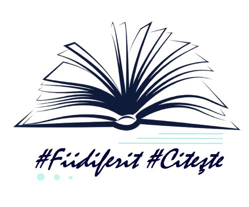 #Fiidiferit#Citeşte >> Campanie Editura UP