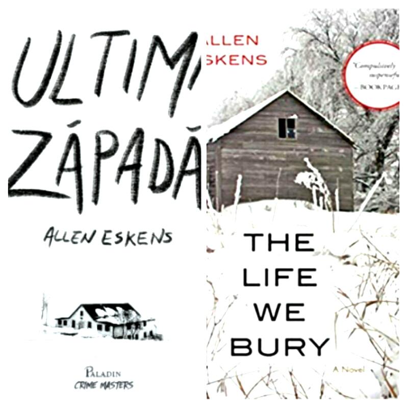 """Recenzie """"The life we bury"""" de Allen Eskens"""