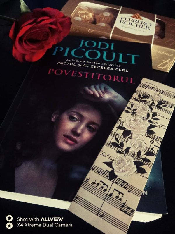 "Recenzie ""Povestitorul"" de Jodi Picoult"