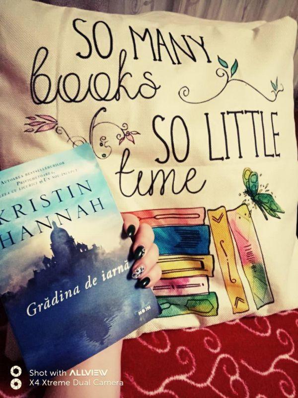 """Recenzie """"Grădina de iarnă"""" de Kristin Hannah"""