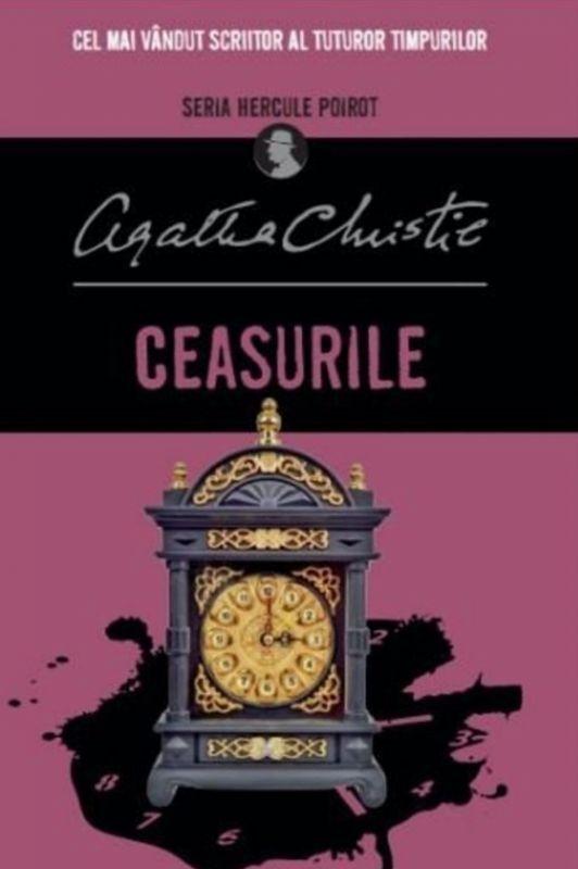 "Recenzie ""Ceasurile"" de Agatha Christie"