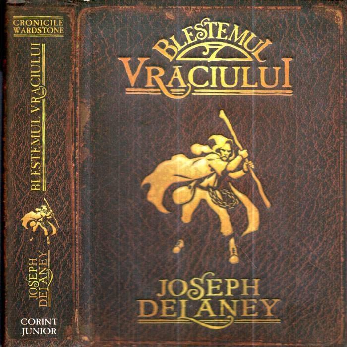 """Recenzie """"Blestemul Vraciului"""" de Joseph Delaney"""