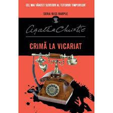 """Recenzie """"Crima la vicariat"""" de Agatha Christie"""