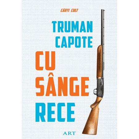 "Recenzie: ""Cu sânge rece"" de Truman Capote"