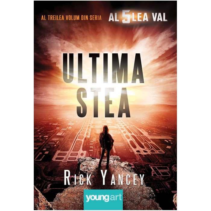 "Recenzie ""Ultima stea"" de Rick Yancey"
