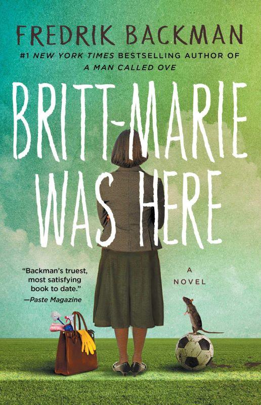 "Recenzie ""Britt-Marie was here"" de Fredrik Backman"