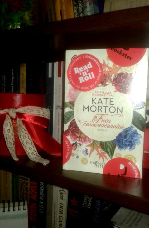 """Recenzie """"Fiica ceasornicarului"""" de Kate Morton"""
