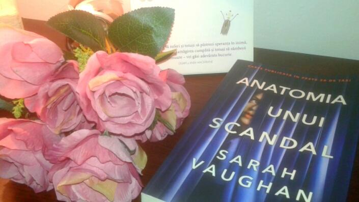 "Recenzie ""Anatomia unui scandal"" de Sarah Vaughan"