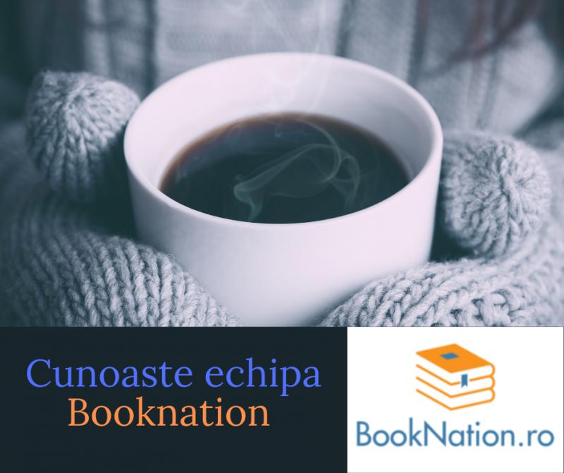 Cunoaște echipa Booknation: Irina Fodor