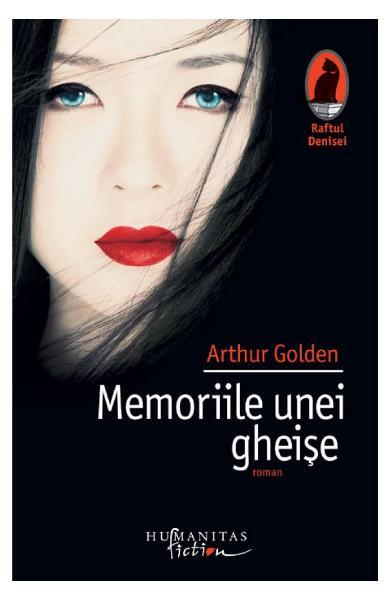 """Recenzie: """"Memoriile unei gheișe"""" de Arthur Golden"""