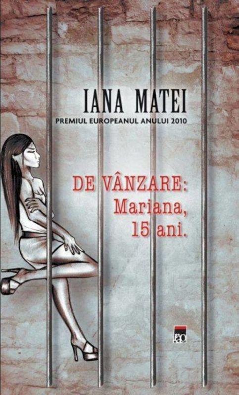 """Recenzie """"De vânzare: Mariana, 15 ani"""" de Iana Matei"""
