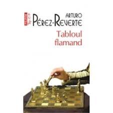"""Recenzie """"Tabloul flamand"""" de Arturo Pérez-Reverte"""