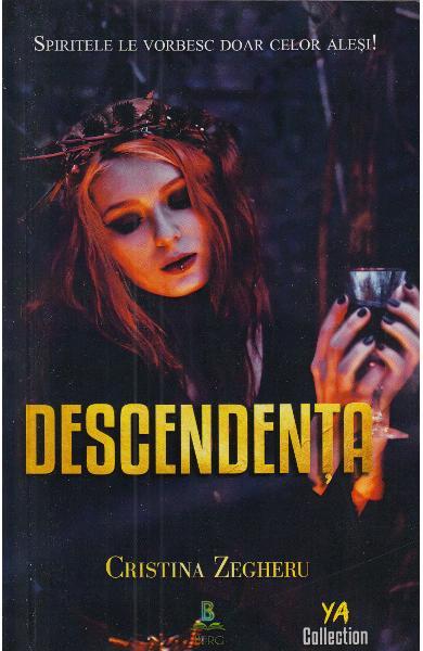 """Recenzie: """"Descendența"""" de Cristina Zegheru"""