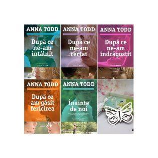 """Recenzie """"După ce ne-am întâlnit"""" de Anna Todd"""