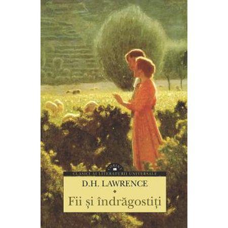 """Recenzie """"Fii și îndrăgostiți"""" de D.H. Lawrence"""