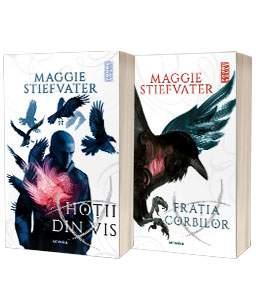 """Recenzie """" Hoții din vis"""" – Frăția corbilor #2 de Maggie Stiefvater"""