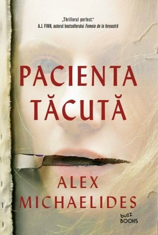 "Recenzie ""Pacienta tăcută"" de Alex Michaelides"