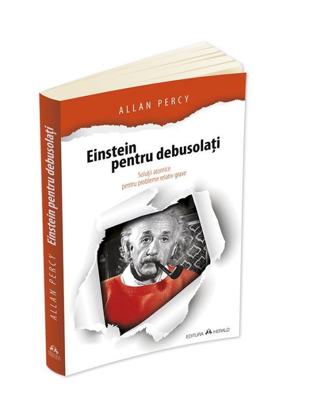 "Recenzie ""Einstein pentru debusolați"" de Allan Percy"