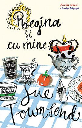 """Recenzie """"Regina și cu mine"""" de Sue Townsend"""