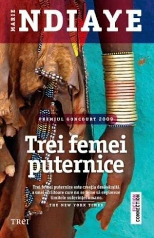 "Recenzie ""Trei femei puternice"" de Marie Ndiaye"