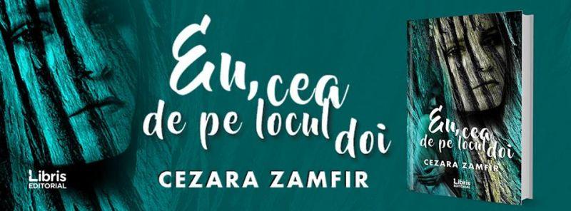 Câteva cuvinte despre autoarea Cezara Zamfir