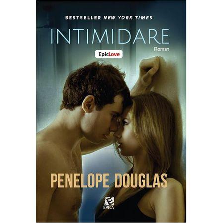 "Recenzie: ""Intimidare"" de Penelope Douglas"