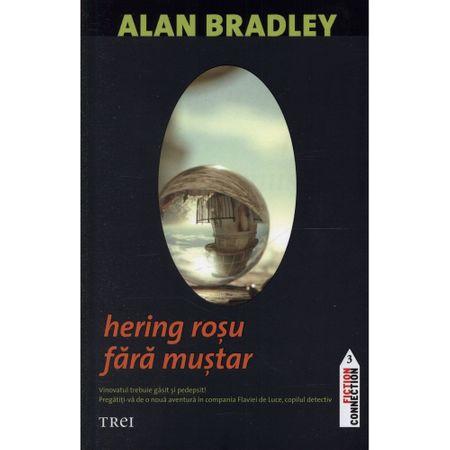 """Recenzie """"Hering roșu fără muștar"""" de Alan Bradley"""