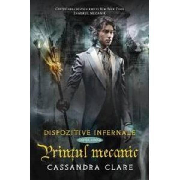 """Recenzie """"Prințul mecanic"""" de Cassandra Clare"""