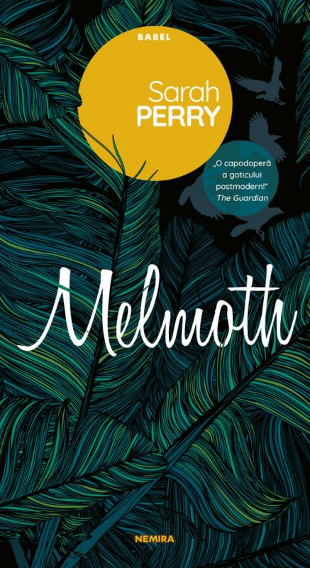 """Recenzie """"Melmoth"""" de Sarah Perry"""