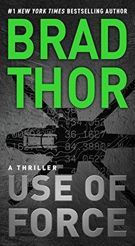 """Recenzie: """"Use of force"""" de Brad Thor"""