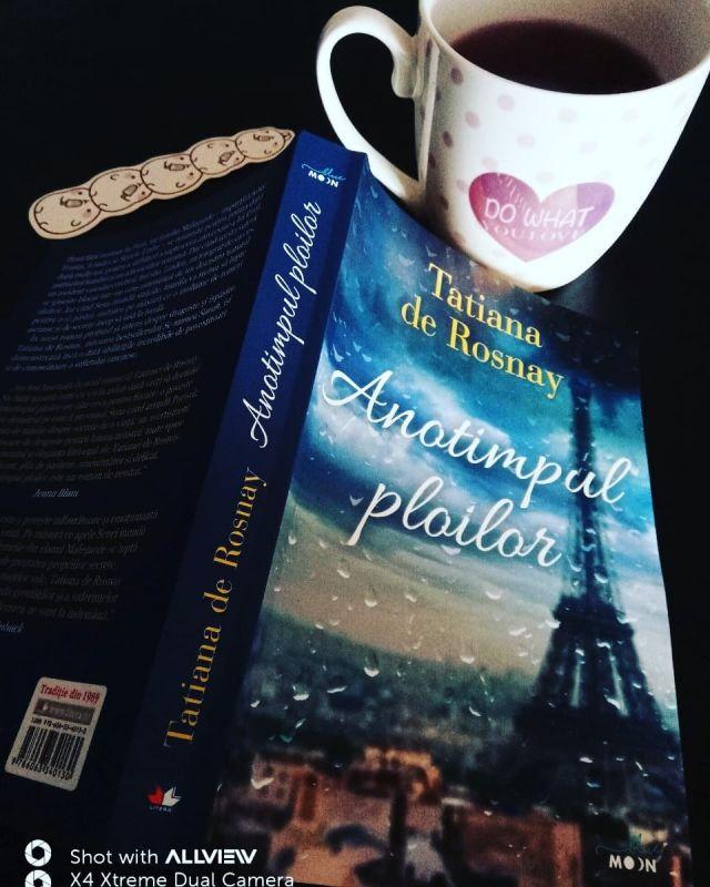 "Recenzie ""Anotimpul ploilor"" de Tatiana deRosnay"