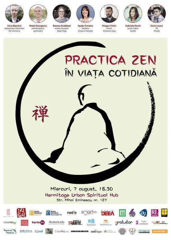 Practica Zen în viața cotidiană – Editura Herald