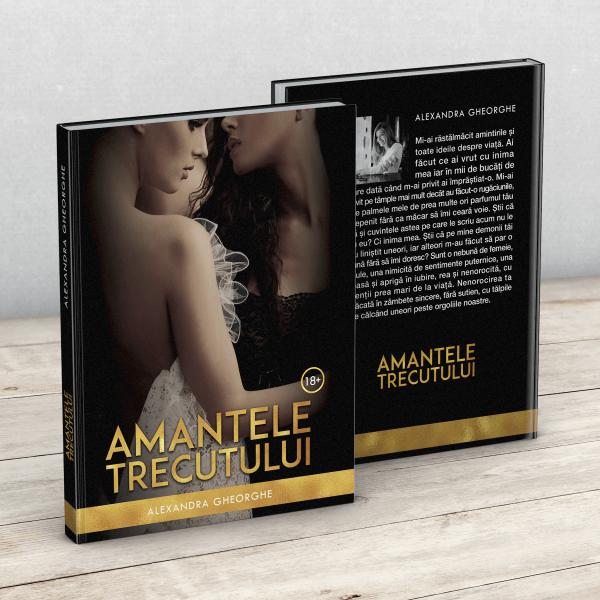 """Recenzie: """"Amantele Trecutului"""" volumul 1 de Alexandra Gheorghe"""