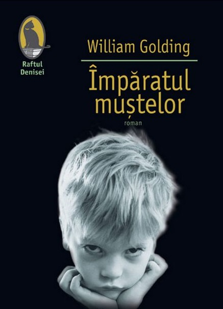 """Recenzie: """"Împăratul muștelor"""" de William Golding"""