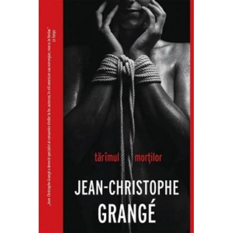 """Recenzie: """"Taramul mortilor"""" de Jean – Christophe Grange"""