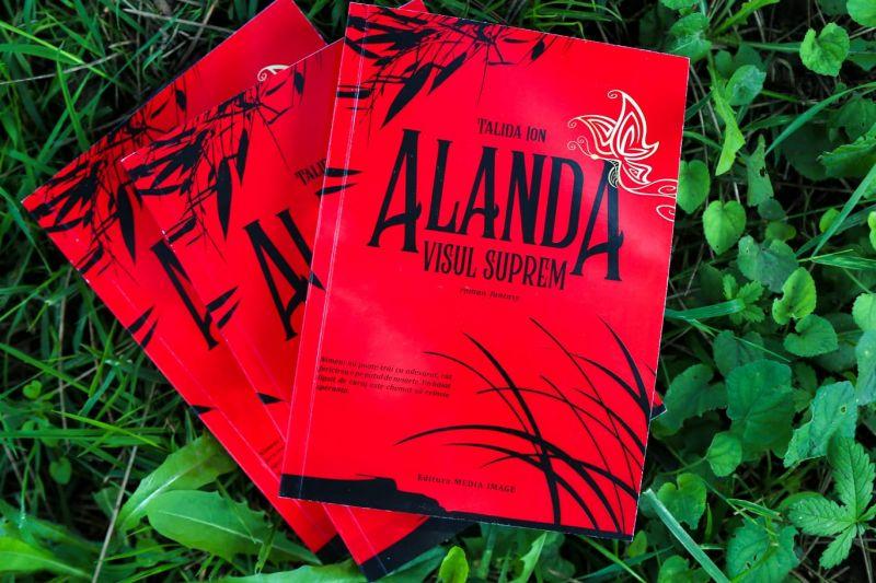 Interviu cu Talida Ion, autoarea cărții ALANDA: VISUL SUPREM